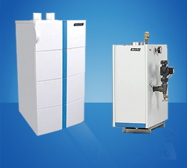 Slant Fin High Efficiency Boilers and Baseboard